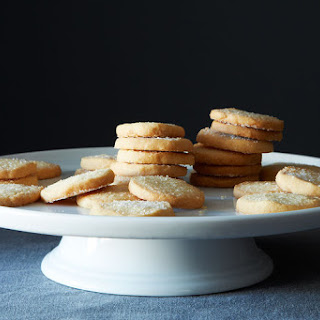 Coconuttiest Shortbread Cookies