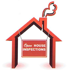 OPEN HOUSE INSPECTIONS