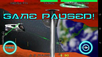 Screenshot of Weird Dog Space