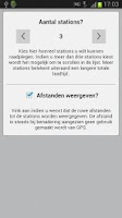 Screenshot of BE Live trein info 2 - NMBS