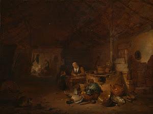 RIJKS: Egbert Lievensz. van der Poel: painting 1646