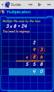 Tutoriapp Arithmetic Tutor - screenshot