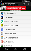 Screenshot of Fútbol Modesto