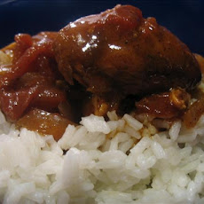 Mole Poblano Chicken