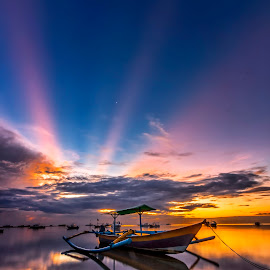 .. the spotlight .. by Rizki Mahendra - Landscapes Sunsets & Sunrises