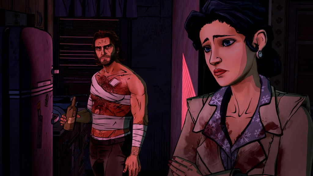 The Wolf Among Us Episode 4 gets a release date
