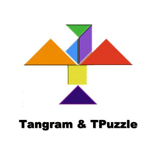 Tangram & TPuzzle Master LOGO-APP點子