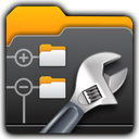 X-plore File Manager mobile app icon