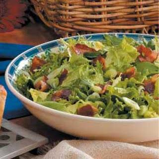 Green Salad With Turkey Recipes