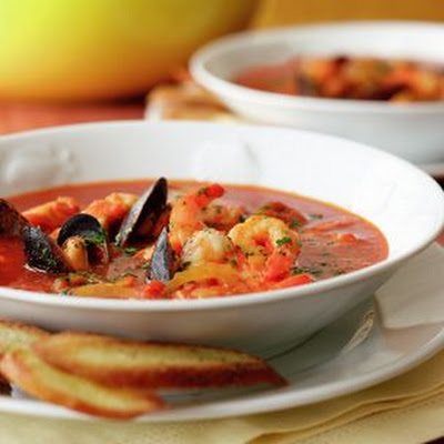 Spicy Seafood Stew
