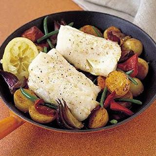 Red Cod Fillet Recipes