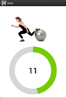 Screenshot of Virtual Trainer Gym Ball