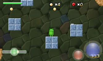 Screenshot of Replica Island