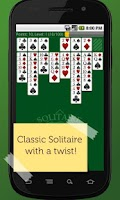 Screenshot of FreeCell Solitaire Champion