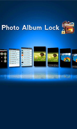 Photo Album Lock