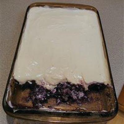 Blueberry Gelatin Salad
