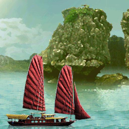 第二版下龍灣的動態壁紙 LOGO-APP點子