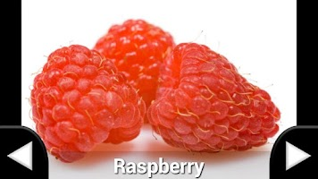 Screenshot of Fruits & vegetables