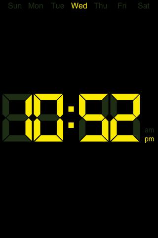 Jumbo Clock