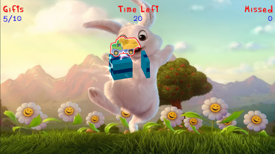 Bunny's Easter Gift Hunt - screenshot