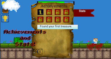 Screenshot of Endless Treasure