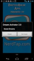Screenshot of Dream Activator 2.0