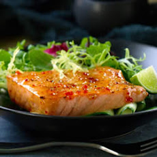 Chili Glazed Salmon