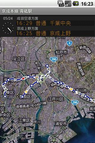 鉄道マップ 関東 未分類