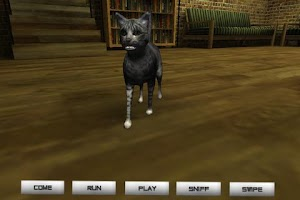 Screenshot of Pet Cat - Virtual Pet