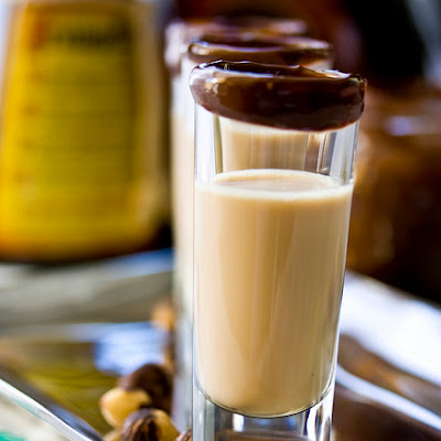 Gianduia (Chocolate-Hazelnut) Shot