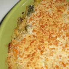 Leek and Fontina Gratin Recipe