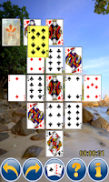 Screenshot of Diamond Solitaire HD Free