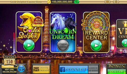 Gold Dolphin Casino Slots - screenshot