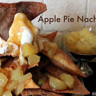 ~Apple Pie Nachos…A La Mode!