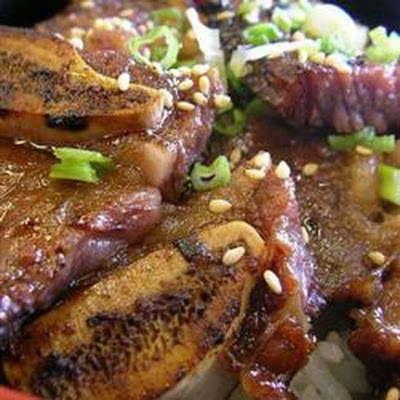 Korean BBQ Galbi