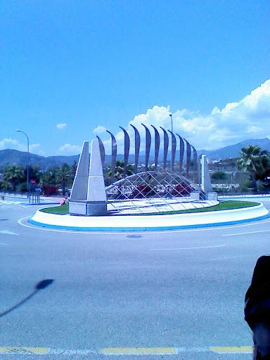Nerja Roundabout Sculpture