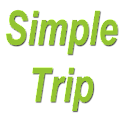 Simple Trip icon