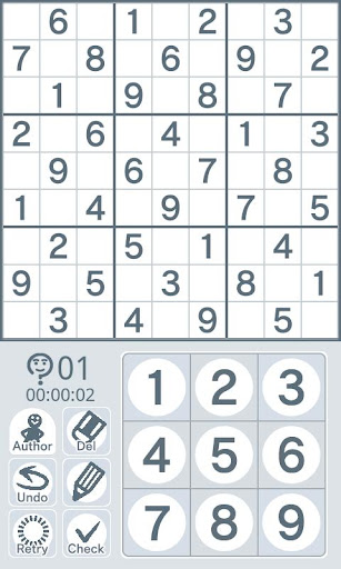 Sudoku by Nikoli Easy 09