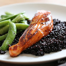 Honey-Teriyaki Salmon
