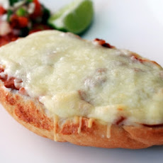 French Bread Pizzas- OAMC