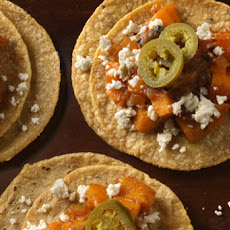 Spicy Squash Tacos Recipe