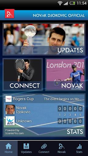 Novak Djokovic Official