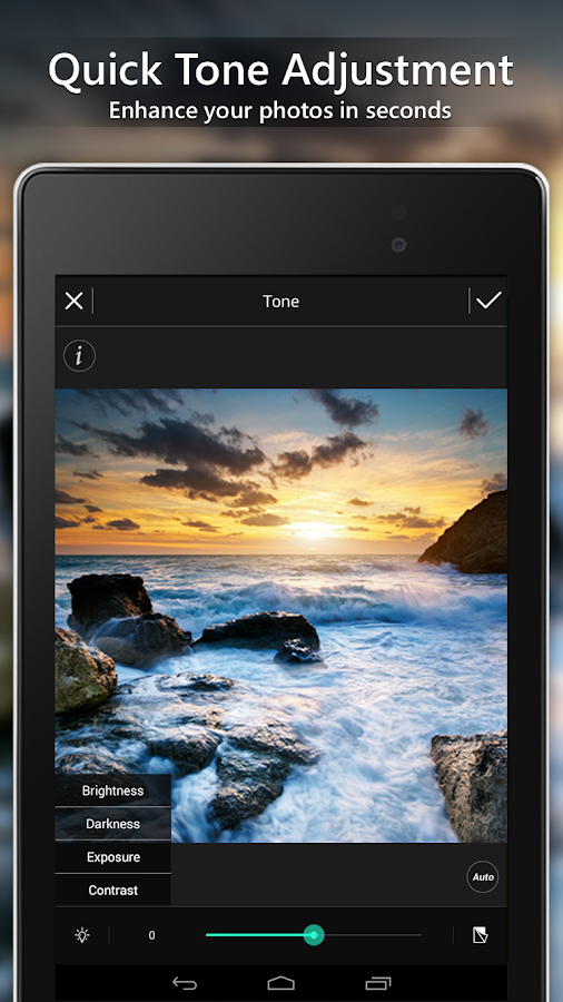 PhotoDirector Photo Editor App Screenshot 13