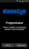 Screenshot of Diabetyk