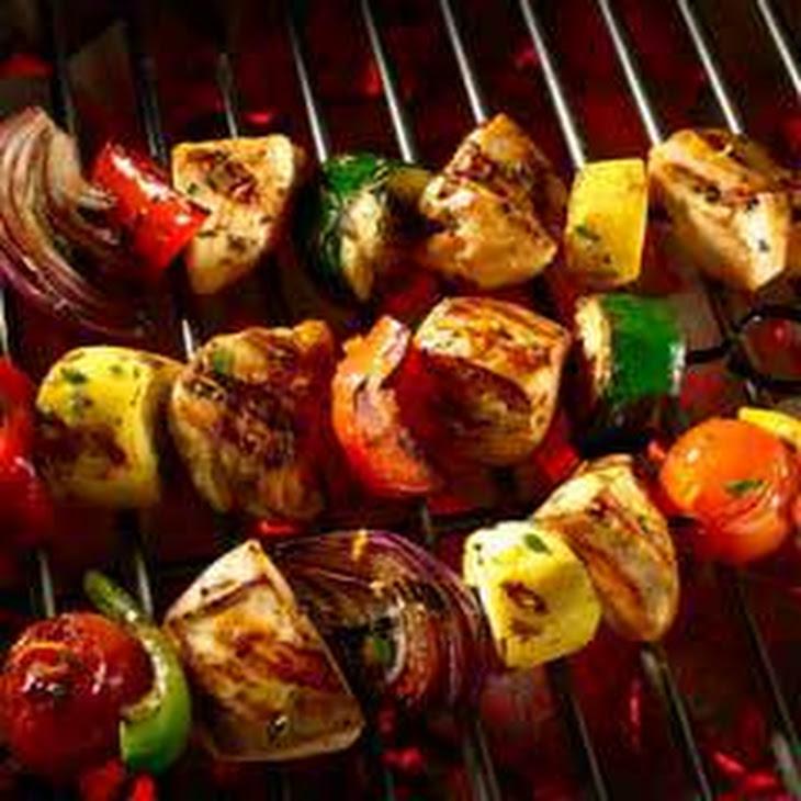 Rosemary-orange Grilled Chicken & Veggies Recipe | Yummly