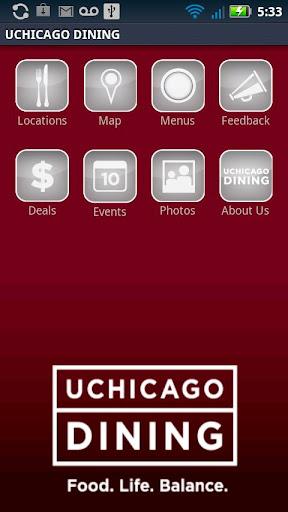 UChicago Dining