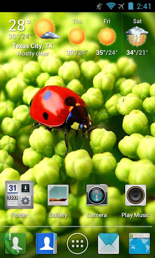 Motoblur HD Apex Nova Theme