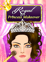 Screenshot of Royal Princess Makeover