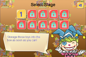 Screenshot of FUN FUN Storage Challenge