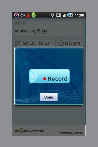 【免費生產應用App】Voice Reminder-APP點子